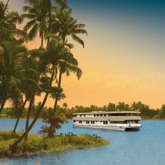 Oberoi Kerala Cruise