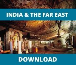 brochure india & the far east