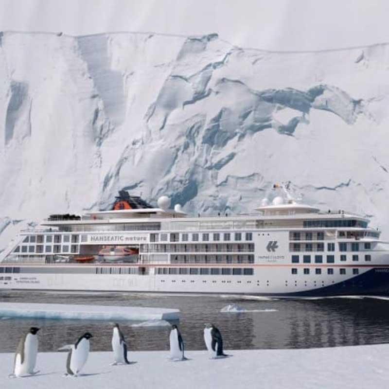 Hanseatic Antarctica Cruise