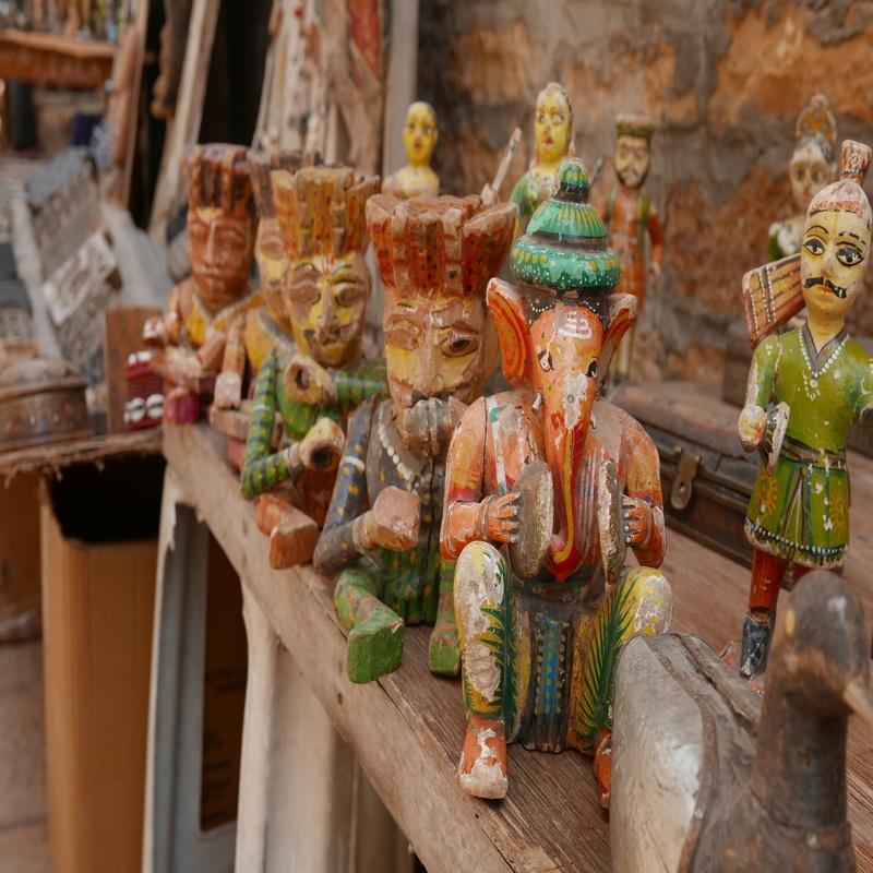 Reserveer bij Renaissance Reizen een luxe prive rondreis naar India. De specialist sinds 1987.